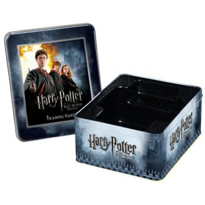 Artbox Harry Potter and The Half Blood Prince Movie Trading Cards Tin