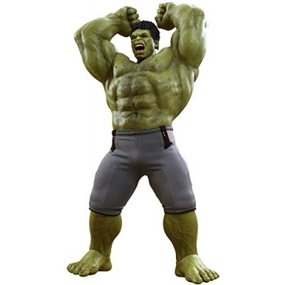 "Marvel Avengers Age of Ultron Hulk 17"" Collectible Figure [Deluxe Set]"