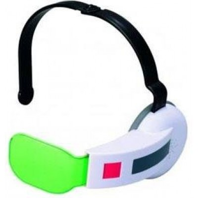 Bandai Dragon Ball Z Scouter With Green Lens