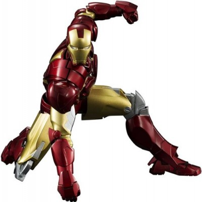 Bandai Iron Man 2 action figure