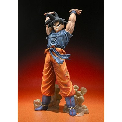 "Bandai Tamashii Nations FiguartsZero Son Goku Spirit Bomb Ver ""Dragon Ball Z"" Action Figure"