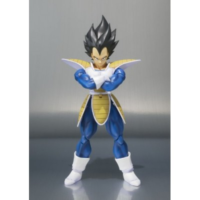 "Bandai Tamashii Nations Normal Version Vegeta ""Dragonball Z"" S.H.Figuarts Action Figure"