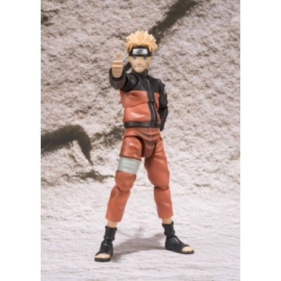 Bandai Tamashii Nations S.H. Figuarts Naruto Action Figure