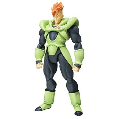 "Bandai Tamashii Nations SH Figuarts Android 16 ""Dragon Ball Z"" Action Figure"