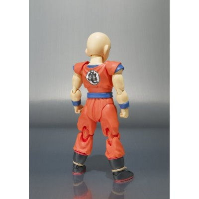 "Bandai Tamashii Nations SHFiguarts Krillin ""Dragonball Z"" Action Figure"