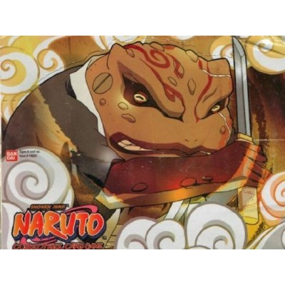 Naruto Approaching Wind Booster Box (Bandai)
