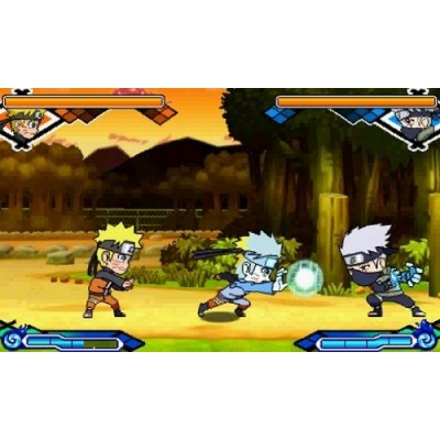 Naruto Powerful Shippuden - Nintendo 3DS
