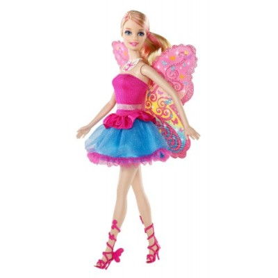 Barbie A Fairy Secret Doll