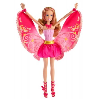 Barbie A Fairy Secret Fashion Fairy Friend Blonde Doll
