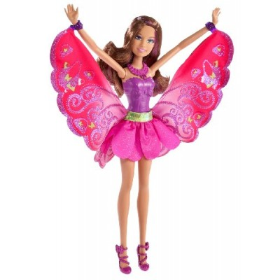 Barbie A Fairy Secret Fashion Fairy Friend Brunette Doll
