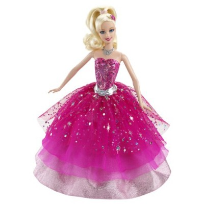 Barbie A Fashion Fairytale Transforming Fashion Doll