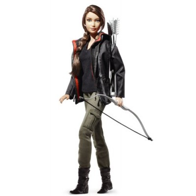 Barbie Collector Hunger Games Katniss Everdeen Doll