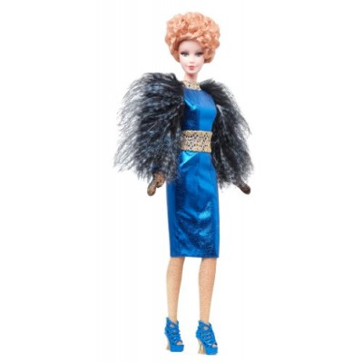 Barbie Collector The Hunger Games: Catching Fire Effie Trinket Doll
