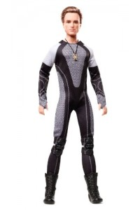 Barbie Collector The Hunger Games: Catching Fire Peeta Mellark Doll