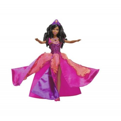 Barbie Diamond Castle Princess Liana Doll AA