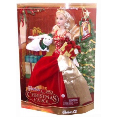 Barbie In A Christmas Carol as Eden Starling