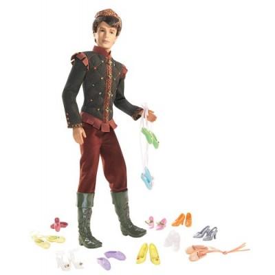 Barbie in The 12 Dancing Princesses: Prince Derek Doll