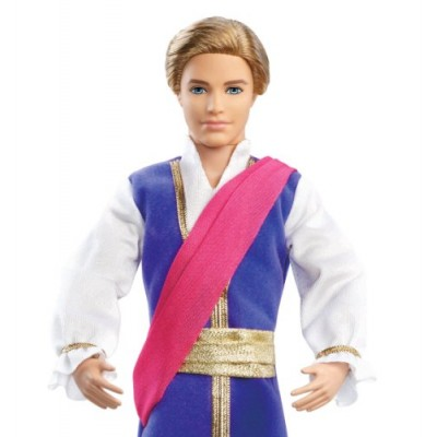 Barbie in the Pink Shoes Prince Siegfried Doll