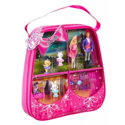 Barbie in the Pink Shoes Small Doll Character Giftset