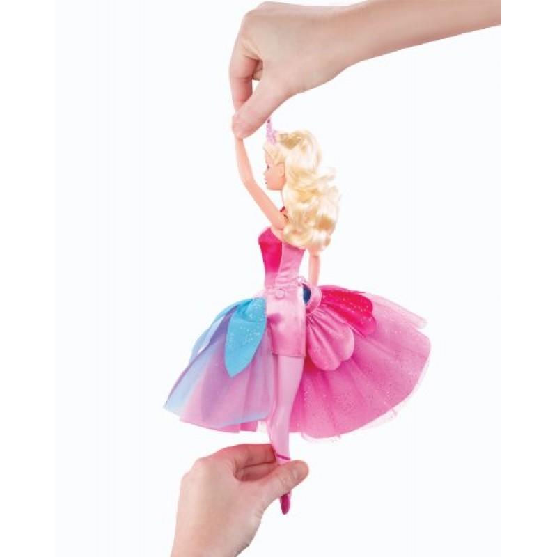 Барби в розовых пуантах купить