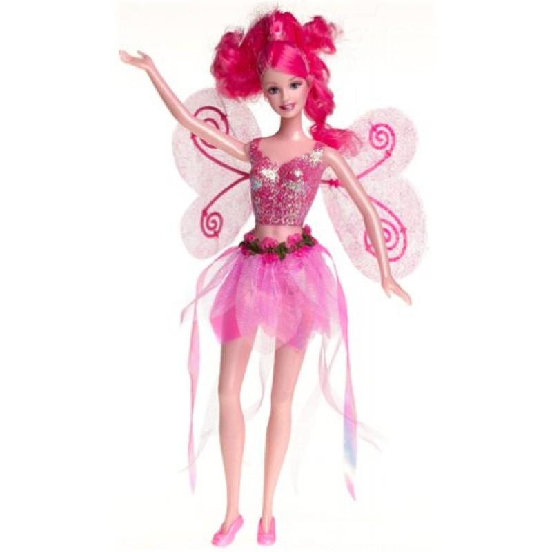 сайт кукла барби фейритопия фея пораненными легкими