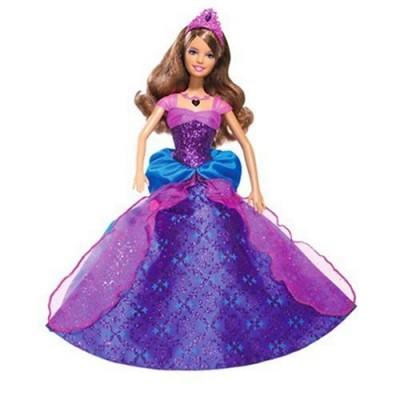Mattel Barbie the Diamond Castle Princess Alexa Doll