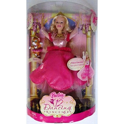 Princess Genevieve Doll - Barbie In The 12 Dancing Princesses