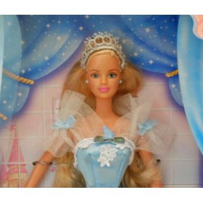 Sleeping Beauty Barbie Doll