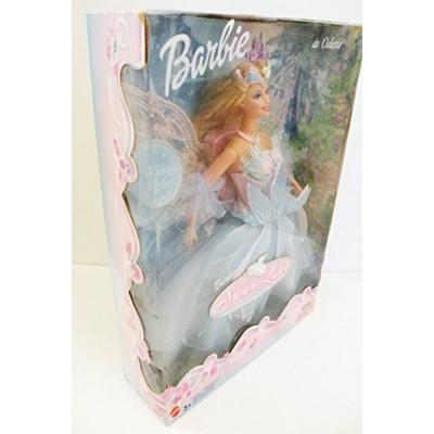 Swan Lake Barbie Doll as ODETTE w Light Up Wings (2003)
