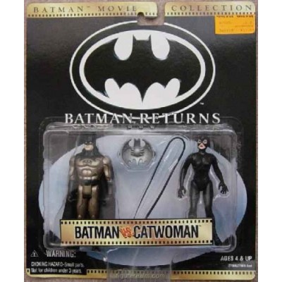Batman - Movie Collection Batman Vs. Catwoman Figure Set
