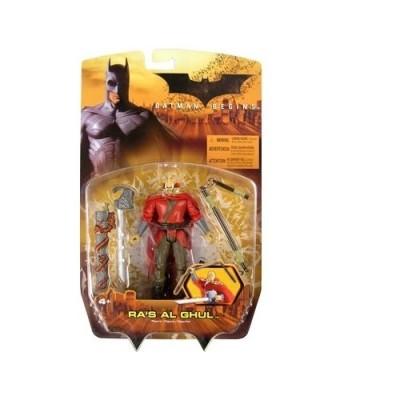 BATMAN BEGINS RA'S AL GHUL VARIANT FIGURE