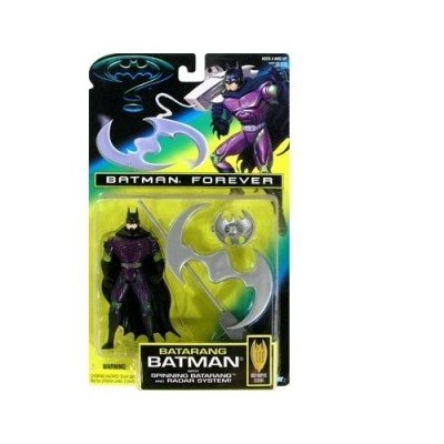 Batman Forever Batarang Batman Action Figure