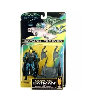 Batman Forever > Manta Ray Batman Action Figure