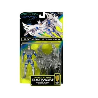 Batman Forever Wing Blast Batman Action Figure