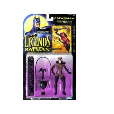 Batman: Legends of Batman Catwoman Action Figure