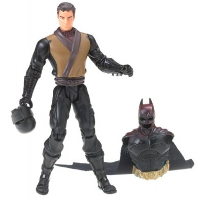 Ninja Bruce to Batman Begins