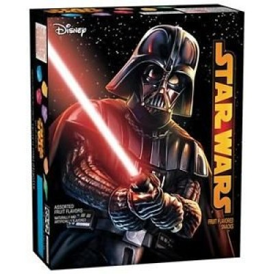 Betty Crocker Star Wars Fruit Flavored Snacks - 0.8 oz. - 10 ct