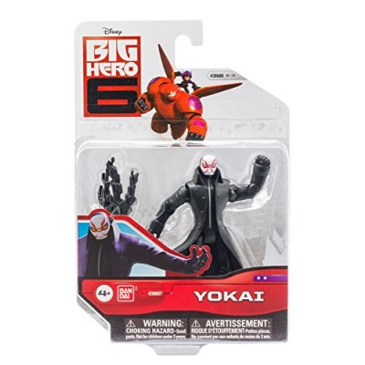 Big Hero 6 4-Inch Yokai Action Figure