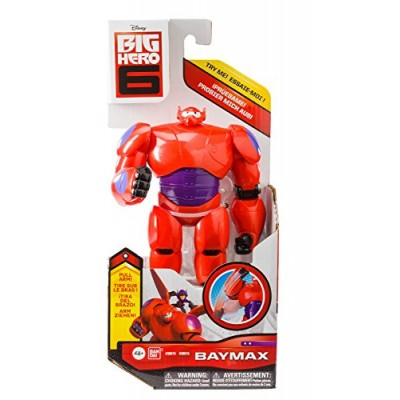 "Big Hero 6 6"" Baymax Action Figure"