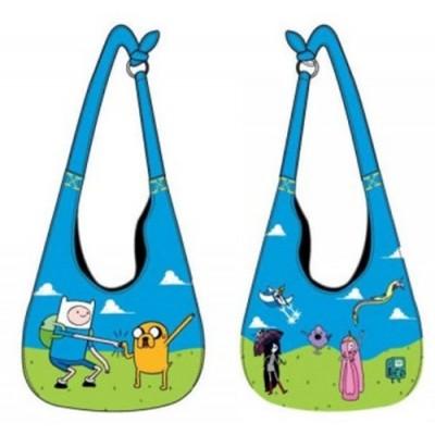 Adventure Time Juniors Hobo Bag