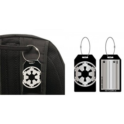 Bioworld Star Wars Imperial Aluminum Bag Tag (Imperial)