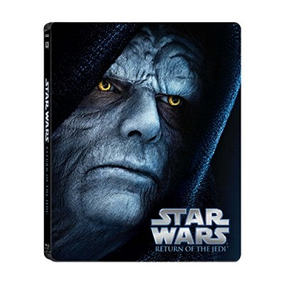 Star Wars Return Of The Jedi Limited Edition Steel Book [Blu-ray]