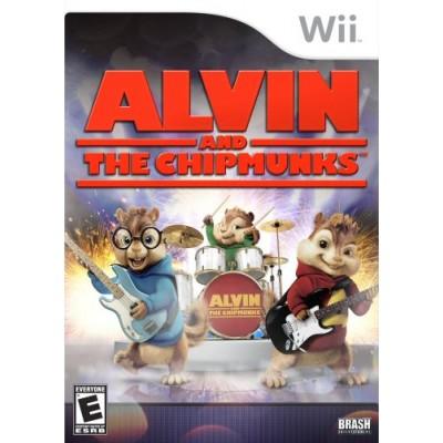Alvin & the Chipmunks - Nintendo Wii