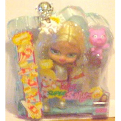 Large Size Bratz Big Babyz Superheros Super Babyz Cloe Doll + BONUS Cape For you as seen on Bratz Super Babyz DVD