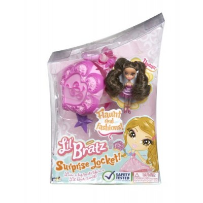 Lil Bratz Yasmin Mini Surprise Locket