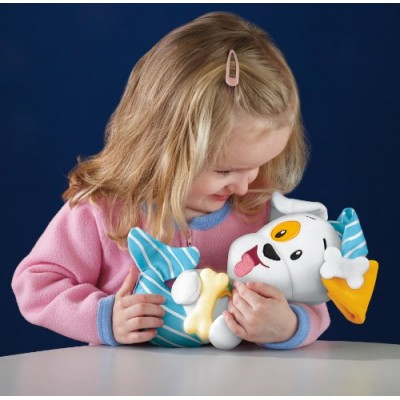 Fisher-Price Bubble Guppies Lullaby Puppy
