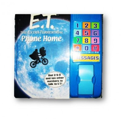 E.T. the Extra Terrestrial Phone Home Talking Book