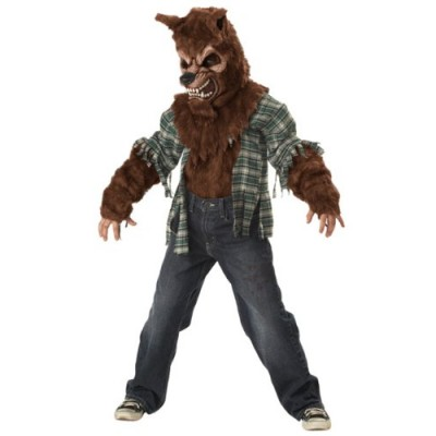 California Costumes Howling At The Moon Child Costume, Medium