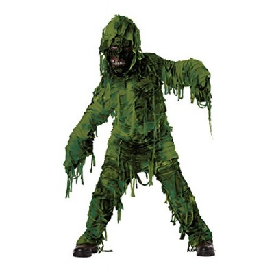 California Costumes Swamp Monster Child Costume, Medium