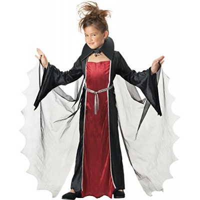 California Costumes Toys Vampire Girl, Large